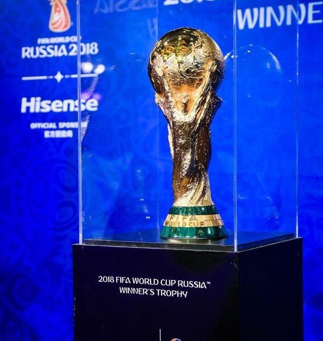 Hisense je oficiálním sponzorem MS FIFA